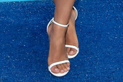 Janel Parrish Strappy Sandals