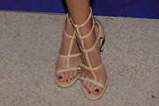 Bailee Madison Gladiator Heels