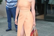 Jennifer Lopez Halter Dress