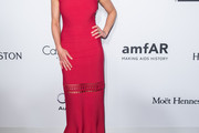 Michelle Rodriguez Form-Fitting Dress