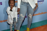 Blac Chyna Ripped Jeans