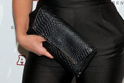 Camila Alves Leather Clutch