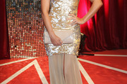 Nikki Sanderson Beaded Dress