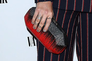 Laura Whitmore Printed Clutch