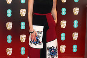Daisy Ridley One Shoulder Dress