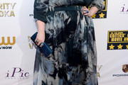 Melissa McCarthy Print Dress