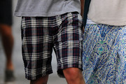 Cash Warren Bermuda Shorts