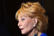 Barbara Walters Short Wavy Cut