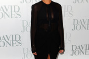 Lara Bingle Little Black Dress