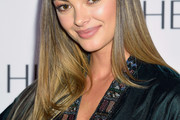 Demi-Leigh Nel-Peters Long Straight Cut