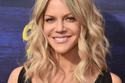 Kaitlin Olson Long Wavy Cut