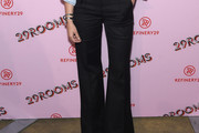Ashley Benson Wide Leg Pants