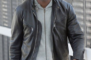 Chris Tucker Leather Jacket