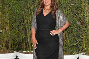 Jade Jagger Little Black Dress