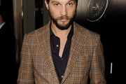 Logan Marshall-Green Button Down Shirt