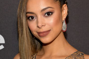 Amber Stevens West Long Partially Braided
