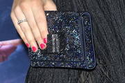 Tallia Storm Beaded Clutch