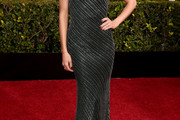 Michelle Monaghan Beaded Dress