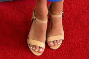 Claire Holt Strappy Sandals