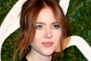 Angela Scanlon Loose Ponytail