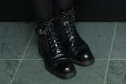 Debbie Harry Combat Boots