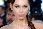 Liliana Matthaeus Long Braided Hairstyle