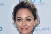 Nicole Richie Curly Updo