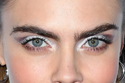 Cara Delevingne Metallic Eyeshadow