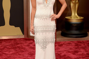 Lara Spencer Beaded Dress