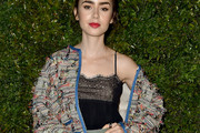 Lily Collins Camisole