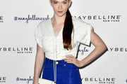 Larsen Thompson Fitted Blouse