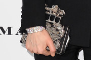 Eva Herzigova Gemstone Inlaid Clutch