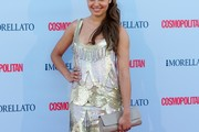 Hiba Abouk Beaded Dress