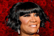 Patti LaBelle Short Wavy Cut