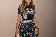 Dani Stahl Print Dress