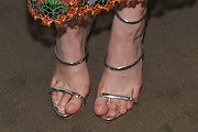 Greta Gerwig Strappy Sandals