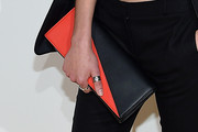 Jacquelyn Jablonski Leather Clutch