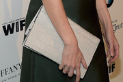 Lake Bell Leather Clutch