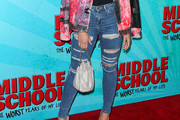 Paris Berelc Ripped Jeans