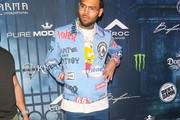 Chris Brown Cropped Jacket