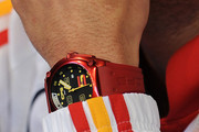 David Villa Polyurethane Sports Watch
