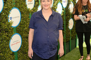 Drew Barrymore Maternity Top