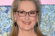 Meryl Streep Medium Straight Cut