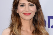 Nasim Pedrad  Half Up Half Down