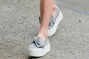 Kate Bosworth Canvas Shoes