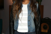 Dionne Bromfield Denim Jacket