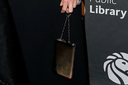 Lauren Santo Domingo Metallic Purse