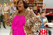 Alex Newell Fur Coat