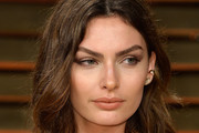 Alyssa Miller  Medium Wavy Cut