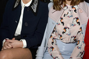 Lea Seydoux Button Down Shirt